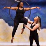 Aerius Fitness Training Aerial Hoop Lyra Instructor Course